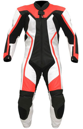 BL-1009 Leather Motorbike Suit