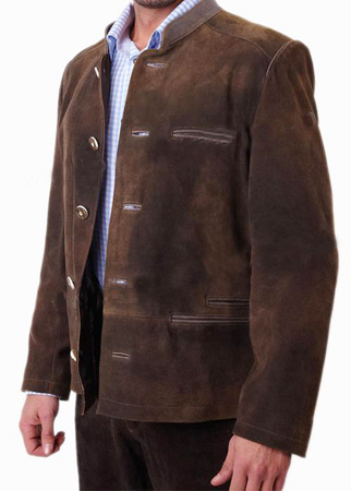BL-3201 Bavarian leather Jackets